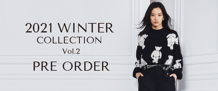 2021 WINTER COLLECTION Vol.2